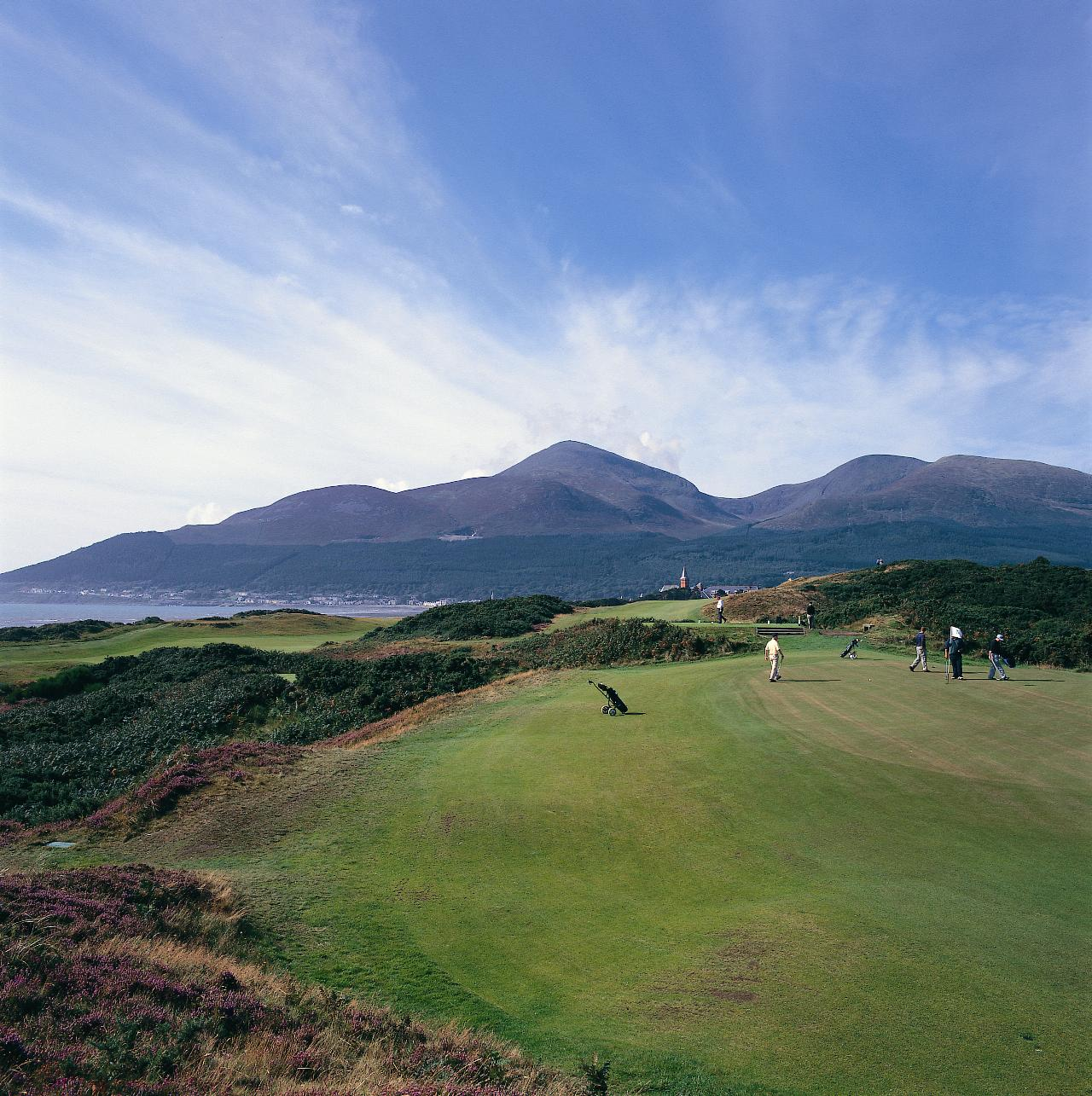 Newcastle for Royal county down