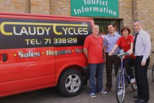 Claudy Cycle Hire (available At Londonderry/derry Tic)